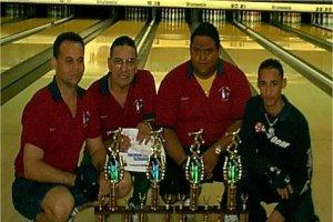 Tazmania 3er Lugar Temporada 2001