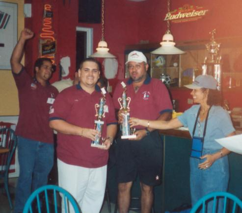 Campeones Del Trialo Santana